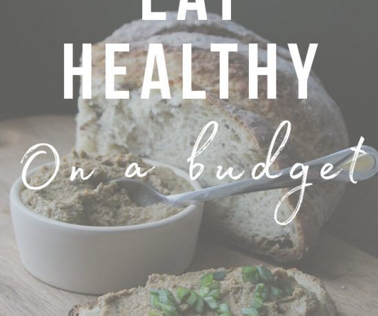 EATING HEALTHY on a budget | cheap healthy food
