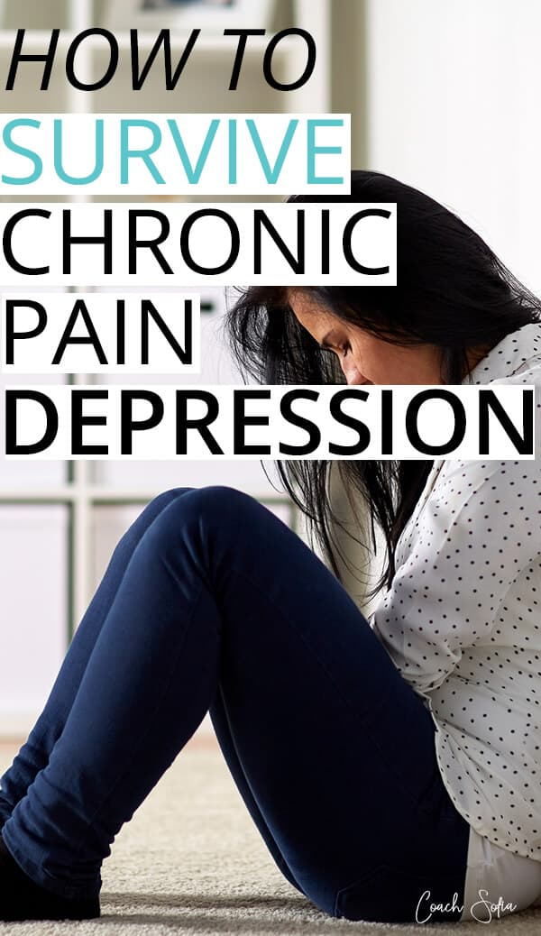 chronic pain depression and anxiety