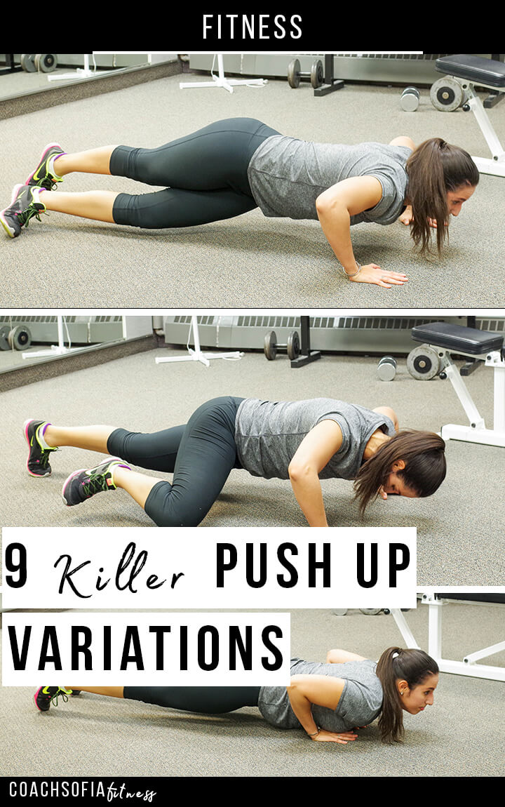 best push up variations