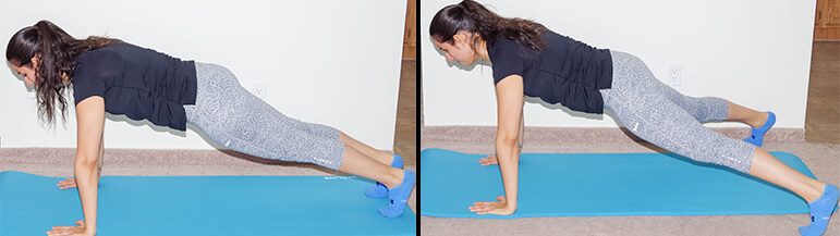 core exercise for lower abs