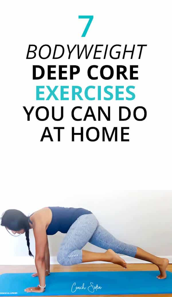 deep core exercises