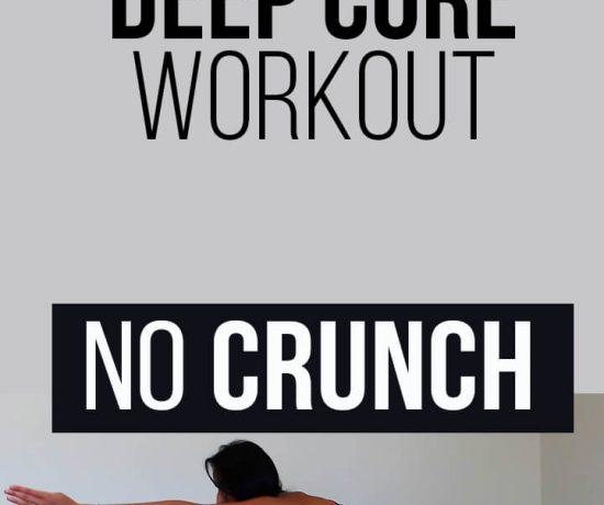 deep core exercises