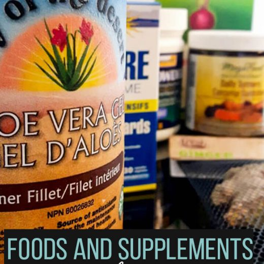 Powerful superfoods and supplements to beat inflammation and pain. Degenerative disc disease and pelvic inflammation