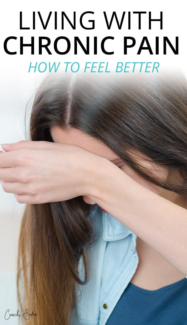 Depression when living with chronic pain
