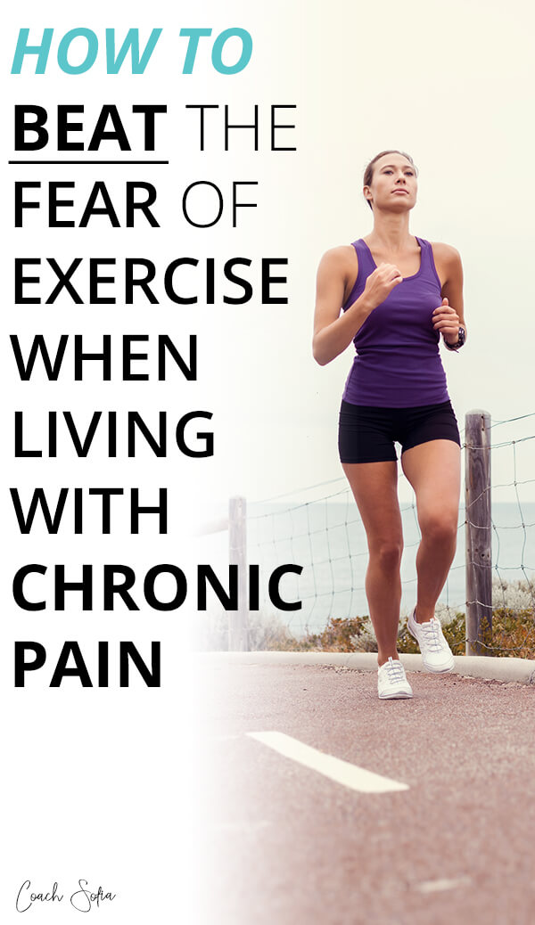 fear to exercise with lower back pain or piriformis syndrome