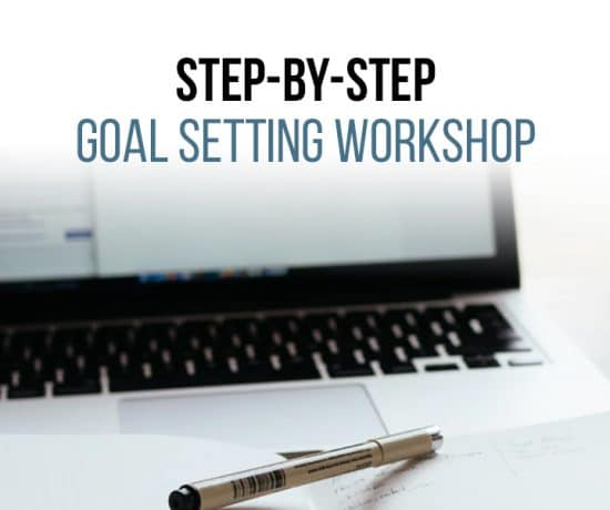 set smart goals for your health goal setting workshop