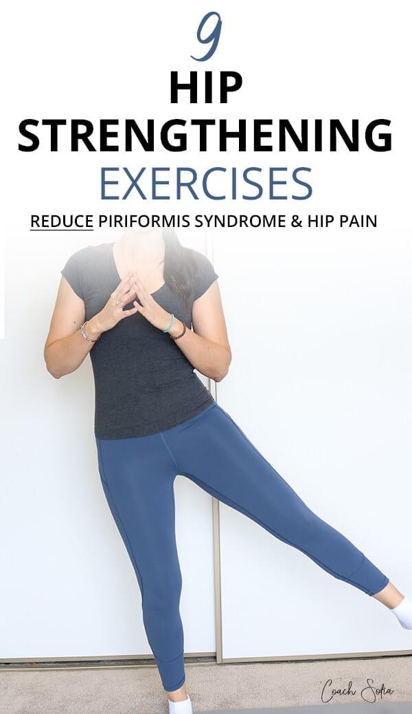 Hip strengthening exercises