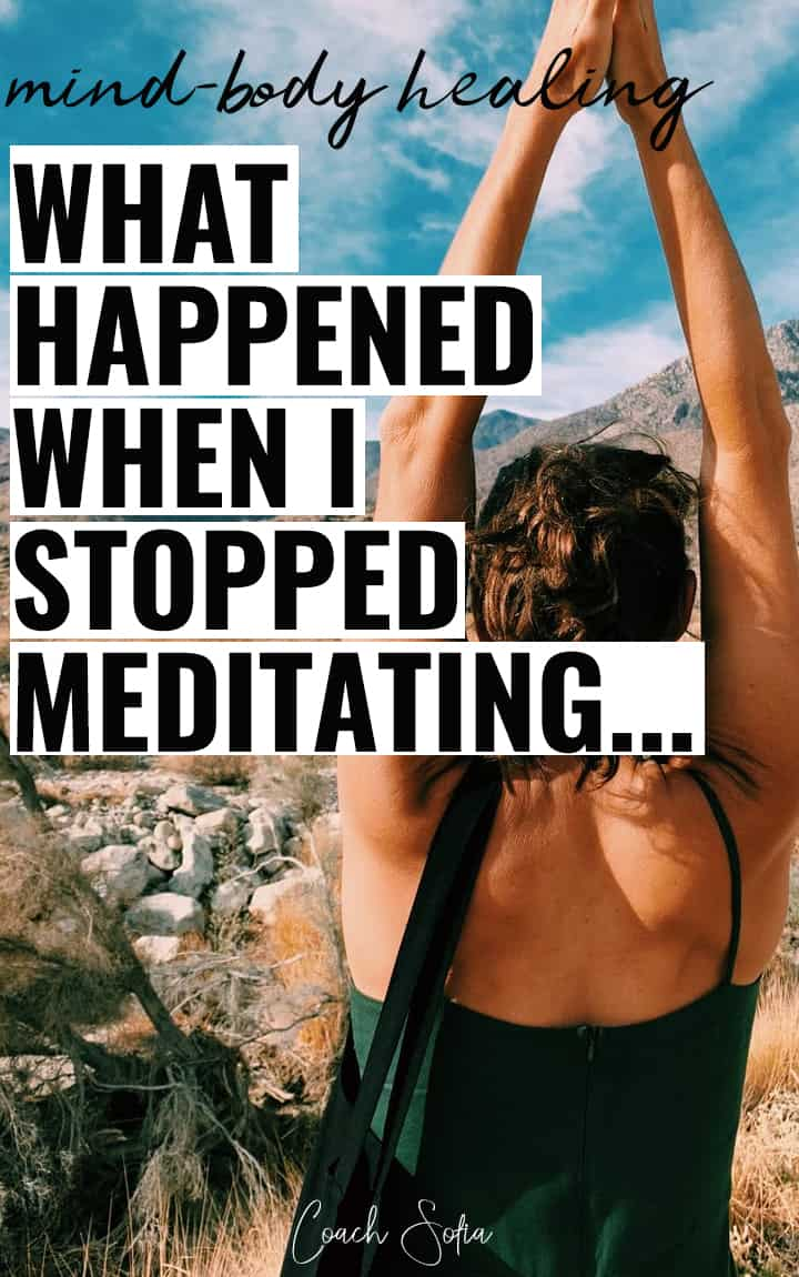 Mindbody healing meditation