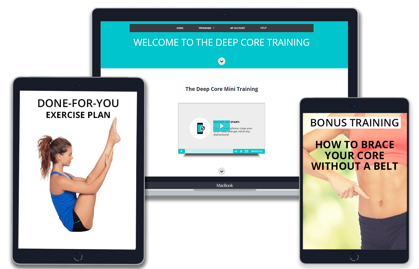 Core training program