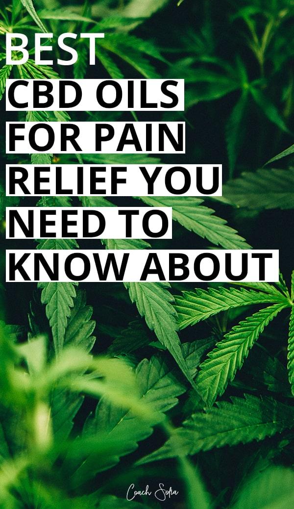 cannabis oil for chronic pain