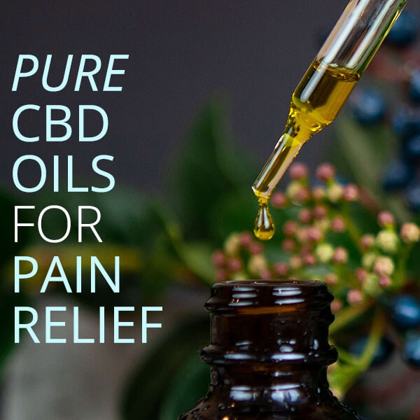 cbd oils for pain relief and arthritis