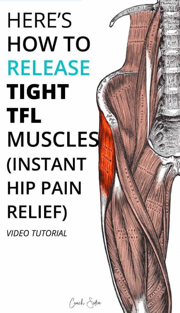 tfl release for hip pain
